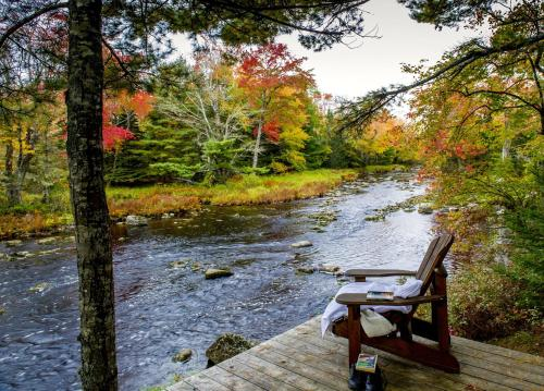 Trout Point Lodge of Nova Scotia Photo