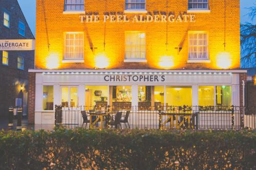 The Peel Aldergate (B&B)