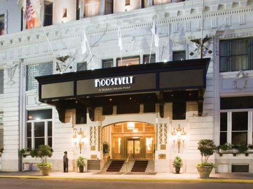Hotel The Roosevelt Hotel New Orleans - Waldorf Astoria Hotels & Resorts
