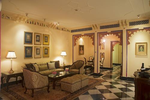 Taj Lake Palace , Udaipur, Indien, picture 42