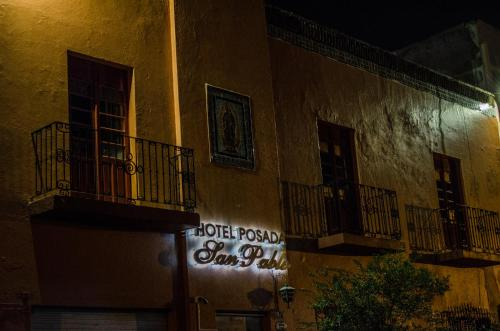 Hotel Posada San Pablo Photo