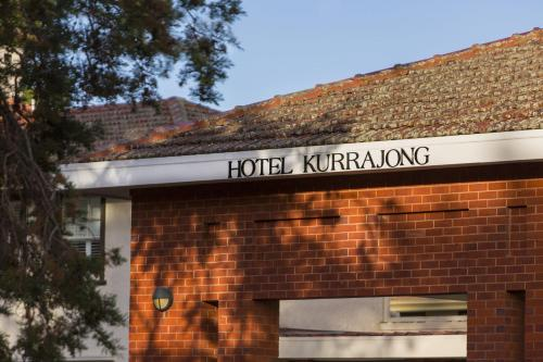 Hotel Kurrajong Canberra photo 21