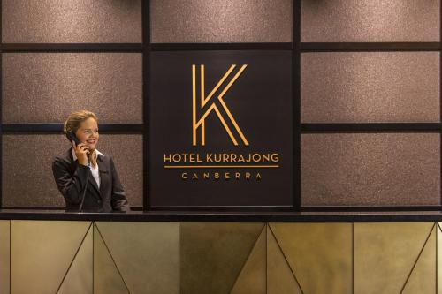 Hotel Kurrajong Canberra photo 44