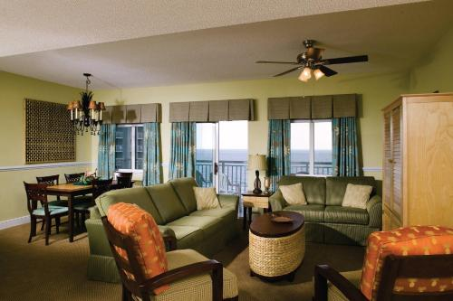 Wyndham Vr Seawatch Plantation Myrtle Beach Sc United States Overview