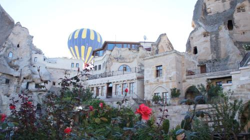 Goreme Nostalji Cave Suit Hotel how to go