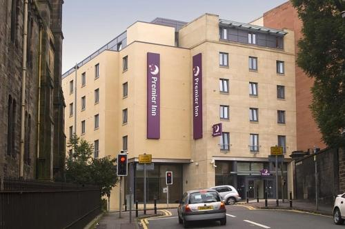 Premier Inn Edinburgh Central impression
