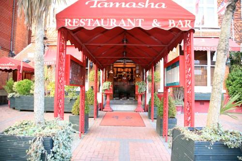 Photo of Tamasha Hotel Hotel Bed and Breakfast Accommodation in Bromley London
