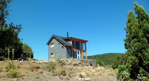 Un Viston Modern Mountain Home Photo