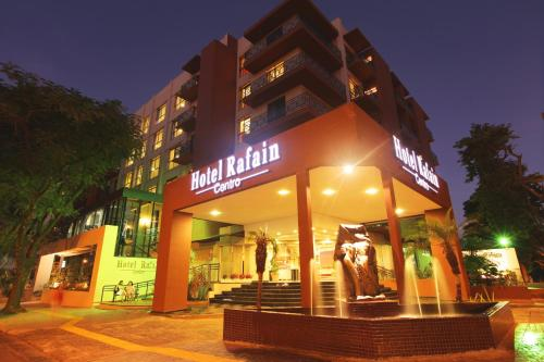 Hotel Rafain Centro