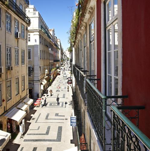 Hotel Lisbon Downtown Lovers Correeiros 28 Apartments