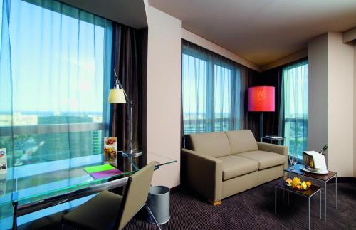 Novotel Barcelona City photo 28