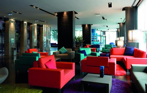Novotel Barcelona City photo 34