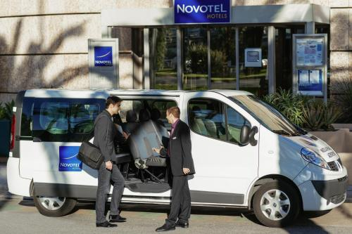 Novotel Nice Arenas Aeroport photo 36