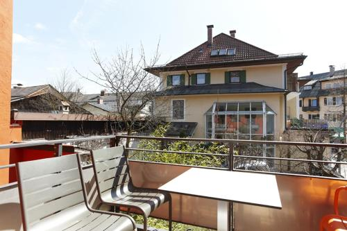 Freiraum zentral garmisch partenkirchen germany overview for Designhotel garmisch