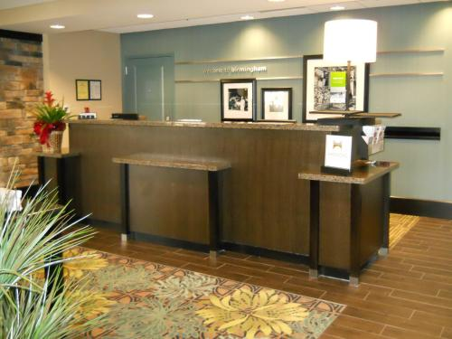 Hampton Inn And Suites Birmingham 280 East Eagle Point
