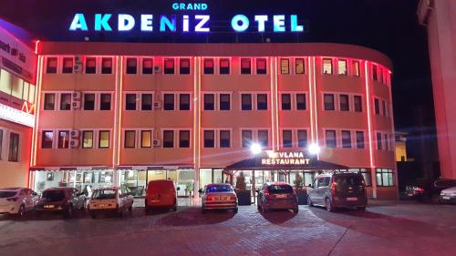 Dinar Grand Akdeniz Hotel rooms