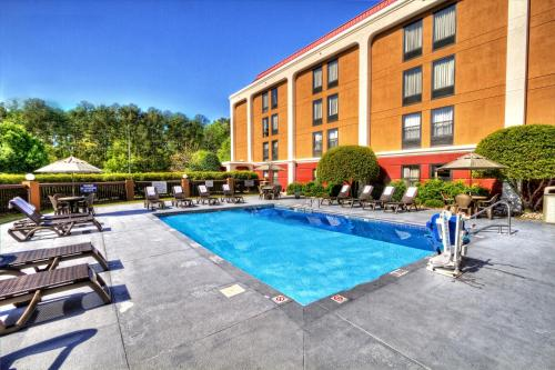 Hampton Inn Goldsboro in Goldsboro