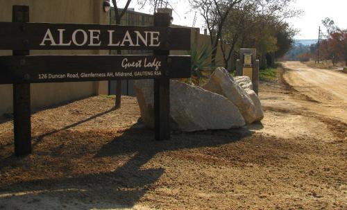 Aloe Lane Guest Lodge Photo
