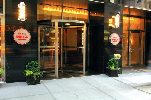 Hotel Mela Times Square staycation
