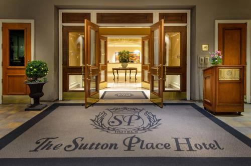 The Sutton Place Hotel Vancouver Photo