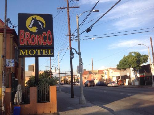 Bronco Motel South Central - Los Angeles, CA 90011