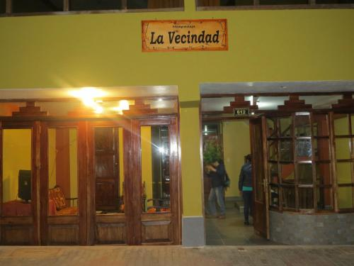 Hostal La Vecindad Photo
