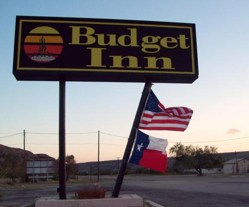 Budget Inn Sanderson Photo