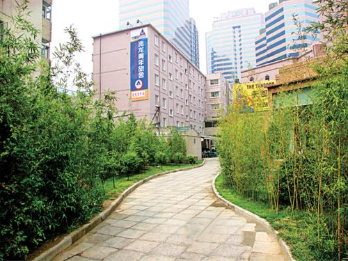 Hotel Zhaolong International Youth Hostel-beijing