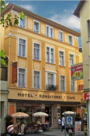 Hotel Caf Konditorei Kppel