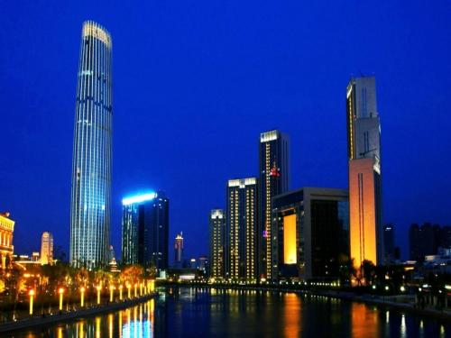 Tianjin Jinta City Impression Apartment
