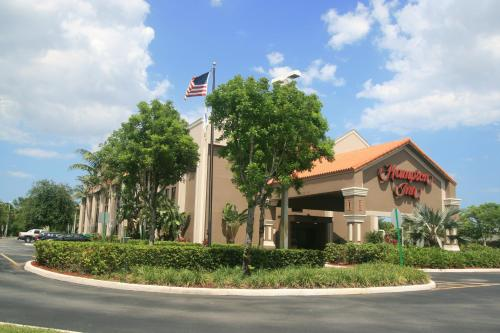 Hampton Inn Commercial Boulevard-Fort Lauderdale Photo