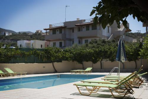 Prinos Apartments - Main Street Greece