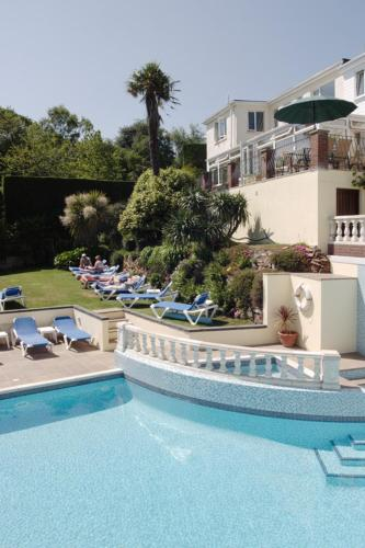 Photo of Hotel Miramar Hotel Bed and Breakfast Accommodation in St Brelade Channel Islands