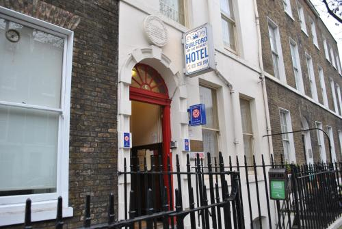 Guilford House Hotel - londres -