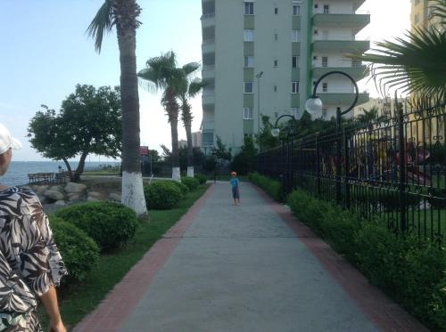 Mersin Apartment Mersin map