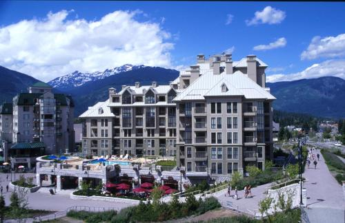 Pan Pacific Whistler Mountainside Photo