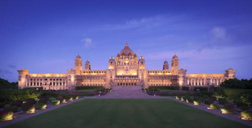 Umaid Bhawan Palace , Jodhpur  , Indien, picture 28