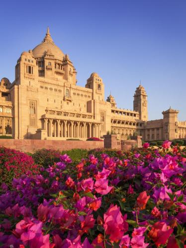 Umaid Bhawan Palace , Jodhpur  , Indien, picture 27