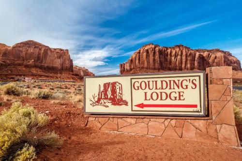 Goulding's Lodge