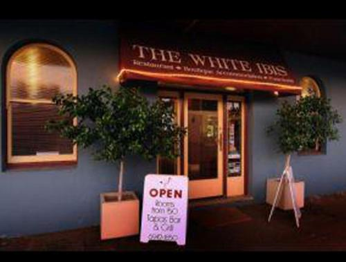 The White Ibis Boutique Accommodation