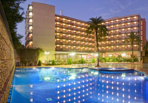 Eurosalou & Spa, green hotel in Salou, Spain