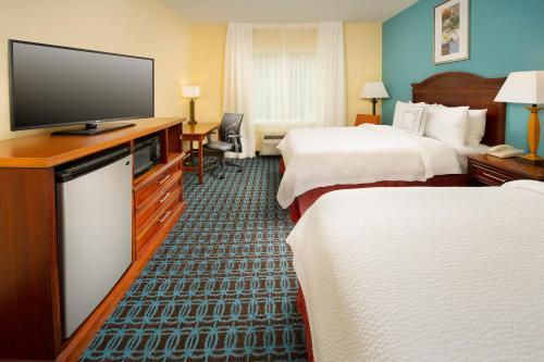 Fairfield Inn & Suites by Marriott Waco North Photo