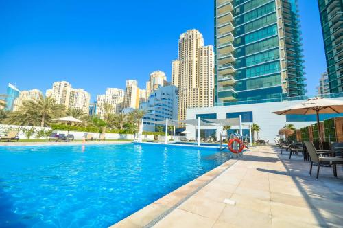 OKDUBAIAPARTMENTS   ANGELICA JBR, Дубаи