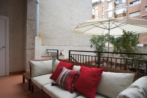 Barcelonaforrent Urban Town Suites - barcelone -
