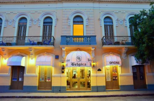 Boutique Hotel Belgica Photo