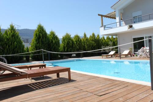 Alkistis Hotel - Filippopoulou str Greece