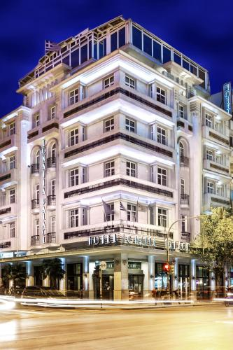 Egnatia Palace in thessaloniki - 4 star hotel