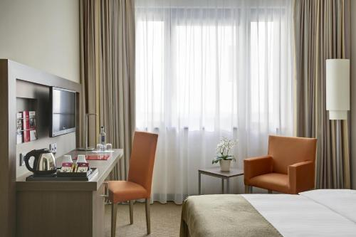 InterCityHotel Berlin Hauptbahnhof - berlin - booking - hébergement