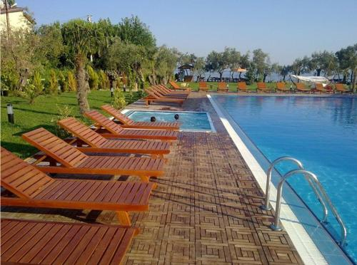 Altınoluk Papazlikhan Beach Hotel rooms