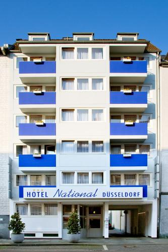 TIPTOP Hotel National Düsseldorf (Superior) impression